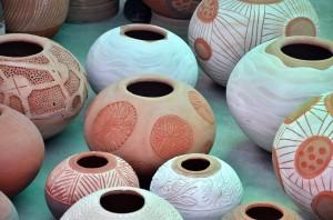AIC pots - detail
