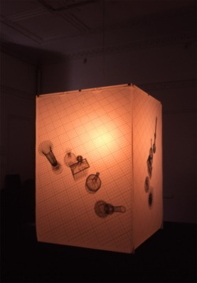 Unravelling Morandi - installation 1